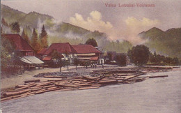 AK Valea Lotrului-Voineasa - Feldpost K.S. 10 Landst.-Inf.-Batl. Leipzig/XIX - 1917 (52485) - Roemenië