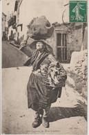 CPA   06 UNE CAGNOISE  LA MERE  LAMBERTE  1908  TTB - Thaon Les Vosges