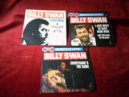BILLY  SWAN  °  COLLECTION DE 3 / 45 TOURS - Collezioni