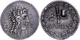 Aesillas, Quaestor., Tetradrachme (16,24g), Ca. 1. Jh. V. Chr. Av: Kopf Alexanders Des Großen Nach Rechts. Rev: Keule Zw - Non Classificati
