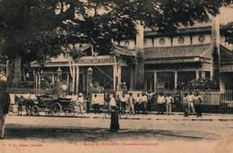 Nouvelle Calédonie - Mairie De Nouméa, L'Hôtel De Ville, Calèche - Edition W.H.C. Carte Animée N° 71 Non Circulée - New Caledonia