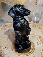 Statuette. Faithful Dog. - Other