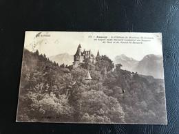 171 - ANNECY Le Chateau De Menthon, St Bernard Où Naquit Saint Bernard Fondateur Des Hospices Du Petit Et Du Grand... - Annecy