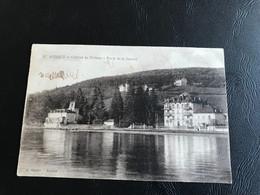 97 - ANNECY Colline De Tresun - Foret De La Jeanne - 1922 Timbrée - Annecy