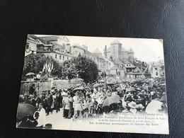 5 - ANNECY Translation Des Reliques De Saint François De Sales Et De Ste Jeanne De Chantal Le 2 Aout 1911.... - Annecy