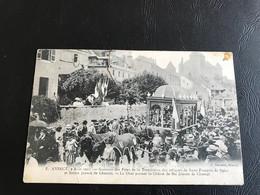 2 - ANNECY Souvenir Des Fetes De La Translation Des Reliques De Saint François De Sales Et De Ste Jeanne De Chantal - Annecy