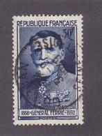 TIMBRE FRANCE N°847 OBLITERE - Usados