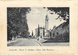 CORDOVADO - Piazza F. Cecchini E Chiesa Della Madonna - Pordenone
