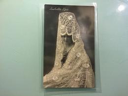 Carte Brodée — Isabelita Ruiz - Andere
