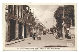 18 SAINT AMAND MONTROND Rue Henri-Barbusse - Saint-Amand-Montrond
