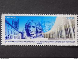 Timbre Neuf** MNH France 2020 : Faculté De Médecine De Montpellier - Unused Stamps
