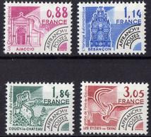 FRANCE N** 170 A 173 - 1964-1988