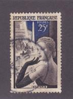 TIMBRE FRANCE N° 1020 OBLITERE - Usados