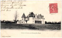 61 Chateau De Saussy Près BRETONCELLES - Altri Comuni