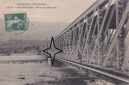COLOMARS.  Le Pont De La MANDA. - Altri Comuni