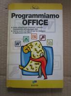 # PROGRAMMIAMO OFFICE  - MASTER EDIZIONI - Informatica