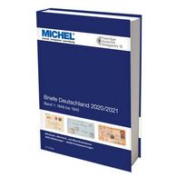 Michel Catalog Briefe Deutschland 2020/2021 - Germania