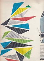 (pagine-pages)PUBBLICITA' OLIVETTI  L'europeo1961/820. - Altri