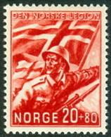 NOORWEGEN 1941 Noorse Legioenen PF-MNH-NEUF - Unused Stamps