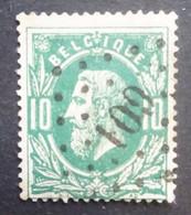 BELGIE   1869   Nr. 30    L 109    Eghezee   Nipa 400 - 1869-1883 Leopold II
