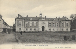 RAMBOUILLET - Hôtel-de-Ville - Rambouillet