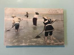 Pêche à La Crevettes ( Cachet Rugles - Eure ) - Angelsport