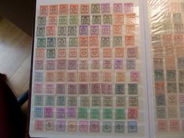 +190 Zegels Voorafgestempeld - PREO'S - Na Te Zien - à Vérifier - Restant Verzameling -  Ref AC - Unclassified