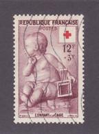 TIMBRE FRANCE N° 1048 OBLITERE - Usati
