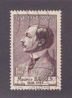 TIMBRE FRANCE N° 1070 OBLITERE - Usati