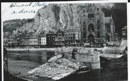 Dinant (belgique) 1940: Pont Détruit - Lieux