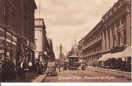 278044Newcastle On Tyne, Grainger Street - Sin Clasificación