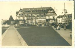 Le Zoute??; Hôtel - Non Voyagé. (editeur?) - Knokke