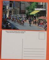 Cyclisme :  Tour De France 2013 , La Traversée De La Palisse, éditeur Local , RARE - Ciclismo