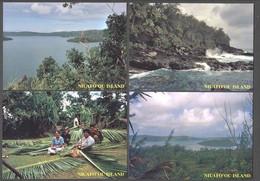 Collection Lot Of 6x Niuafo'ou Island Tin Can Mail Island Tonga Kingdom South Pacific - Tonga