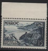 MAR 62 - MAROC N° 324 Bdf Neuf** - Ongebruikt