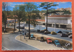 CPSM  86 Poitiers , La Gare , Architecte Paul Maitre - Poitiers