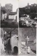 Ca - Lot De 4 Cpa Maroc - CHAUEN - El Kasaba, Mezquita Ansar, Vista De Ras El Ma, Vista - Otros