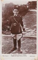 Ca - Cpa Maroc - Le Prince MOULAY HASSAN - Colonel De La Garde Noire Du Sultan - Otros