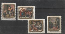 Luxemburg 1984 Nr 1050/53 **, Zeer Mooi Lot Krt 4275 - Nuovi