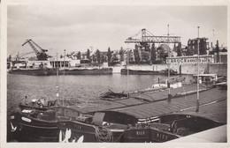 CPSM LAEKEN LE PORT - Transport (sea) - Harbour