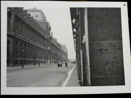 PHOTO ORIGINALE _ VINTAGE SNAPSHOT : PARIS OCCUPATION       //BaK.L1 - Guerra, Militares