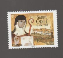FRANCE / 2020 / Y&T N° 5410 ** : Sainte Odile X 1 - Unused Stamps