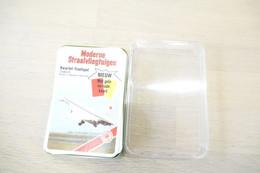 Speelkaarten - Kwartet, Moderne Straalvliegtuigen, ASS Nr 7580/5, Vintage, *** - - Barajas De Naipe