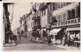 CPSM OYONNAX RUE ANATOLE FRANCE - Non Classificati