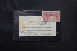 BRÉSIL - Enveloppe Pour La France En 1918  - L 75098 - Cartas