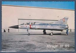 Mirage III-B.S. Marcel Dassault, Avion D'entraînement Biplace - 1946-....: Ere Moderne