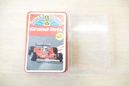 Speelkaarten - Kwartet, Grand-Prix, Nr 218, Schmid - Hemma , *** - Vintage - Barajas De Naipe