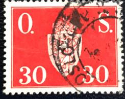 Norge - Norway - Noorwegen - P4/4 - (°)used -1951 - Michel D64 - Offentlig Sak - O.S. - Oslo - Service