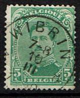 137  Obl  Wibrin - 1915-1920 Albert I.