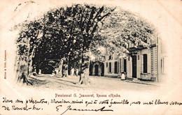 78175- Pensionnat G. Jeanneret Renens A Roche, Kanton Waadt 1903 - VD Vaud